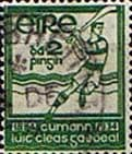 Ireland 1934 Gaelic Athletic Association SG 98 Fine Used