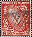 Ireland 1940 Eire Issue SG 119c Sword of Light Fine Used