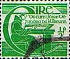 Ireland 1944 Michael O'Clery SG 133 Fine Used