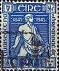 Ireland 1945 Thomas Davis SG 136 Fine Used