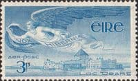 Ireland 1948 Air Mail Stamps SG 141 Fine Mint