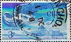 Ireland 1948 Air Mail Stamps SG 141 Fine Used