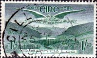 Ireland 1948 Air Mail Stamps SG 143 Fine Used