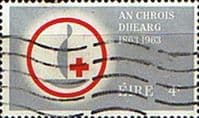 Ireland 1963 Red Cross SG 197 Fine Used