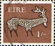 Ireland 1968 SG 258 Stag Fine Used