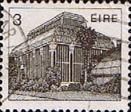 Stamps Stamp Eire Ireland 1982 Irish Architecture SG 534 Fine Used Scott 539