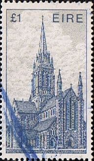 Stamps Stamp Eire Ireland 1982 Irish Architecture SG 550b Fine Used Scott 644