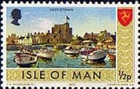 Isle of Man 1973 Independent Postal Administration SG 12 Fine Mint
