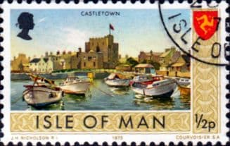 Isle of Man 1973 Independent Postal Administration SG 12 Fine Used
