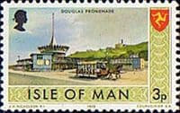 Isle of Man 1973 Independent Postal Administration SG 17 Fine Mint