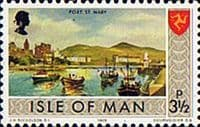 Isle of Man 1973 Independent Postal Administration SG 18 Fine Mint