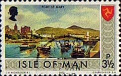 Isle of Man 1973 Independent Postal Administration SG 18 Fine Used