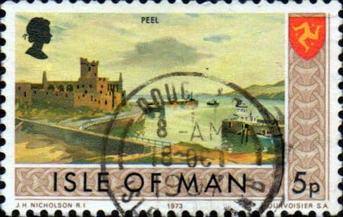 Isle of Man 1973 Independent Postal Administration SG 21 Fine Used