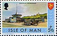Isle of Man 1973 Independent Postal Administration SG 22 Fine Mint