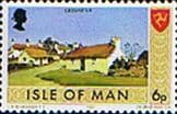 Isle of Man 1973 Independent Postal Administration SG 23 Fine Mint