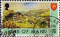 Isle of Man 1973 Independent Postal Administration SG 24 Fine Used
