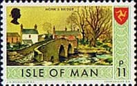 Isle of Man 1973 Independent Postal Administration SG 29 Fine Mint