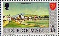 Isle of Man 1973 Independent Postal Administration SG 30 Fine Mint