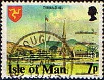 Postage Stamps Isle of Man 1978 SG 114 Tynwald Hill Fine Used