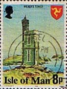 Isle of Man 1978 SG 115 Milner's Tower Fine Used