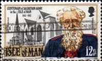 Isle of Man 1983 Centenary of Salvation Army SG 229 Fine Used