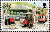 Isle of Man 1988 Manx Railways and Tramways SG 365 Fine Used