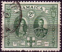 Jamaica 1945 New Constitution SG 135a Fine Used