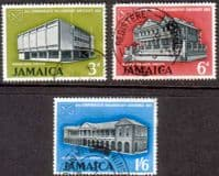 Jamaica 1964 SG 236 - 8 Commonwealth Conference Set Fine Used