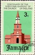 Jamaica 1971 Disestablishment of the Church SG 328 Fine Used
