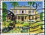 Jamaica 1972 SG 351 Devon House Fine Used