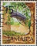 Jamaica 1972 SG 353 The Bridge in Spanish Town Fine Used