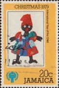 Jamaica 1979 Christmas International Year of the Child SG 490 Fine Used