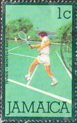 Jamaica 1979 Tennis SG 461 Fine Used