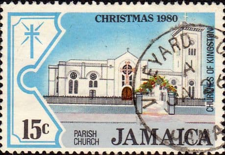 Stamps Stamp Jamaica 1980 Institute of Jamaica Hawksbill Turtle and Green Turtle SG 496 Fine Used Scott 48