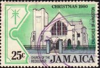 Jamaica 1980 Christmas SG 505 Fine Used