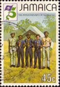 Jamaica 1982 Boy Scout Movement SG 547 Fine Used