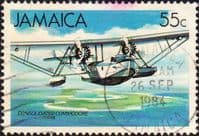 Jamaica 1984 Seaplanes and Flying Boats SG 597 Fine Used