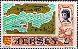 Jersey 1970 Decimal Currency SG 49 Fine Mint