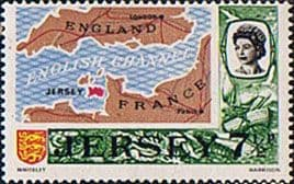 Jersey 1970 Decimal Currency SG 52 Fine Mint