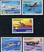Jersey 1979 International Air Rally Set Fine Mint