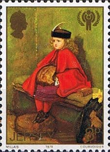 Jersey 1979 International Year of the Child SG 213 Fine Mint