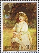 Jersey 1979 International Year of the Child SG 214 Fine Mint