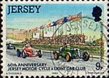Jersey 1980 Motor-cycle and Light Car Club SG 234 Fine Used