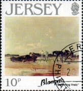 Jersey 1986 Centenary of Edmund Blampied SG 397 Fine Used