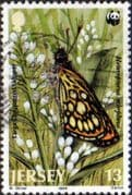 Jersey 1989 Endangered Fauna SG 493 Fine Used