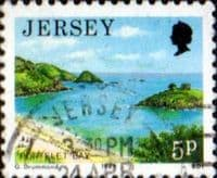 Jersey 1989 Scenes SG 471 Fine Used