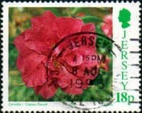 Jersey 1995 Camellias SG 693 Fine Used