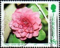 Jersey 1995 Camellias SG 696 Fine Used