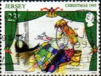 Jersey 1995 Christmas Pantomimes SG 728 Fine Used