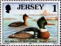 Jersey 1997 Birds SG 774 Fine Used